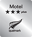 Qualmark 3 Star Plus Motel